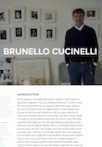 Brunello Cucinelli, il re del cashmere