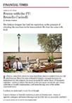 Brunello Cucinelli Financial Times